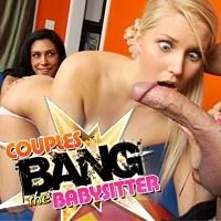 Студия Couples Bang The Babysitter