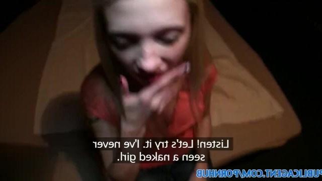 Пикапер встретил в метро отчаянную блондинку и подкупил ее на секс