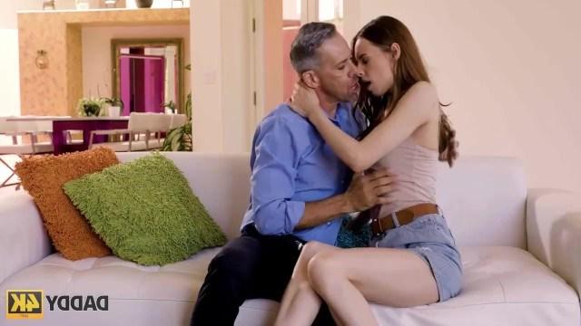 Рыжая Jillian Janson красиво отомстила бывшему трахнувшись с отцом