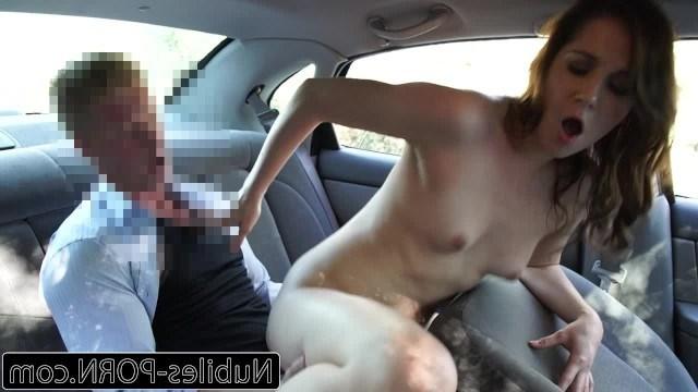Рыжая красотка Kasey Warner заплатила парню за честность страстным сексом