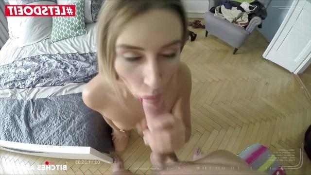 Случайное знакомство с соседом по гостинице закончилось для Катрин Текила сексом